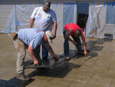 Komitt decorative concrete